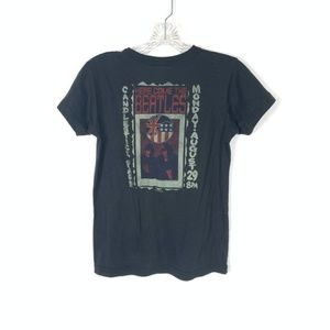 Junk Food The Beatles Band Graphic Tshirt Tee S